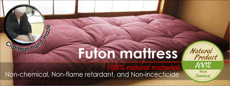 Best Traditional Japanese futon and tatami sales page ...